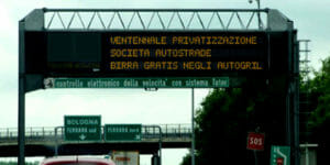 Autostrade, quelle privatizzazioni all'italiana